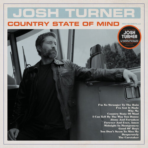 Josh Turner-Country State of Mind (LP)