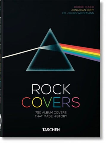 Rock Covers: 40th Anniversary Edition