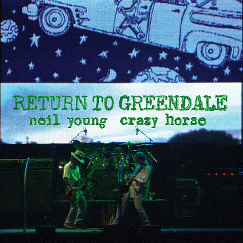Neil Young-Return to Greendale (2XLP)