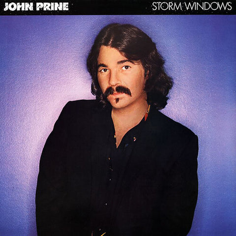 John Prine-Storm Windows (LP)