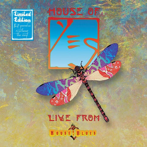Yes-House of Yes: Live From House of Blues (3XLP)