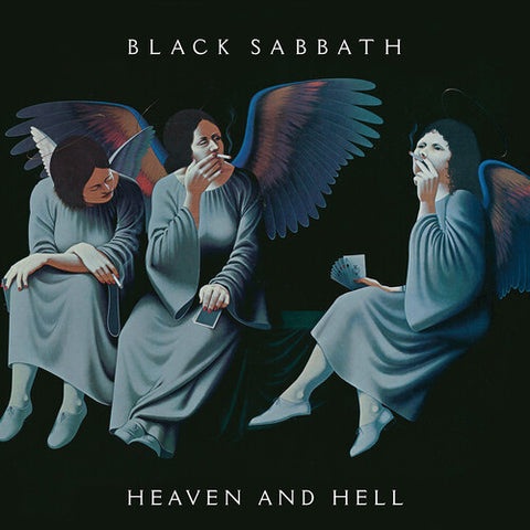 Black Sabbath-Heaven and Hell (2XLP Deluxe Edition)