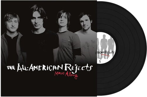 All American Rejects-Move Along (LP)