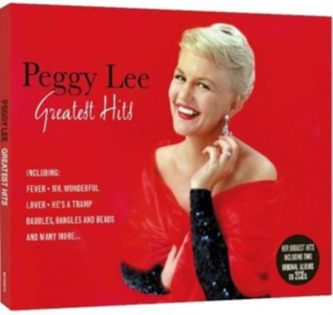 Peggy Lee-Greatest Hits (2xCD)