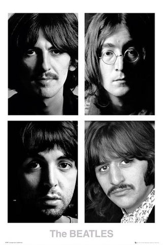 Poster-The Beatles White Album