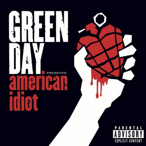 Green Day-American Idiot (2XLP)