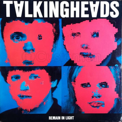 The Talking Heads-Remain in Light (LP)