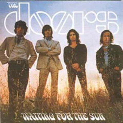 The Doors-Waiting For The Sun  (LP)