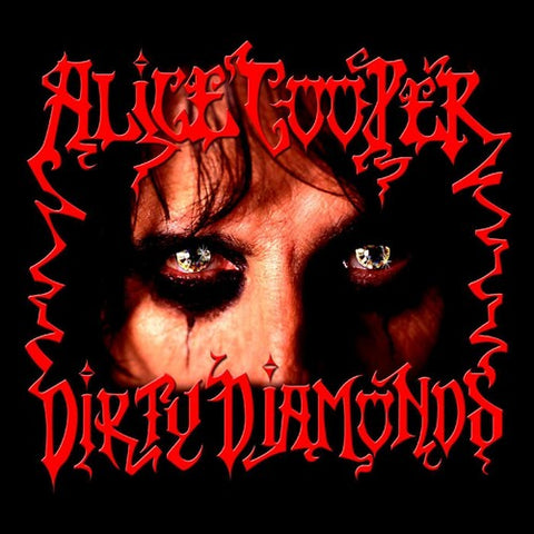 Alice Cooper-Dirty Diamonds (LP)