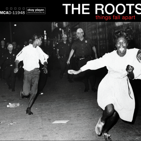 The Roots-Things Fall Apart (2XLP)