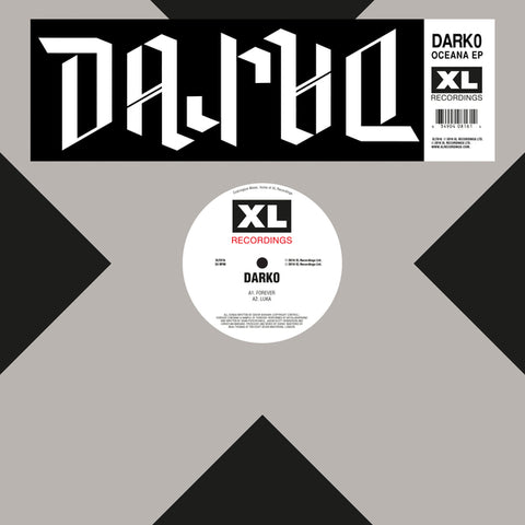 "Dark0-Forever EP (12"") - Cameron Records"