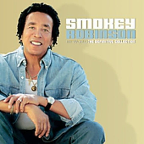 Smokey Robinson-My World: The Definitive Collection (CD)