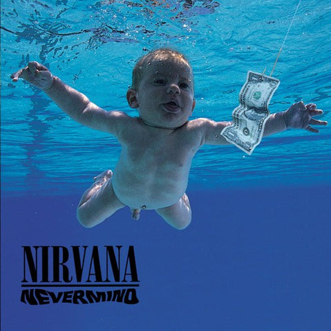 Nirvana-Nevermind (LP)