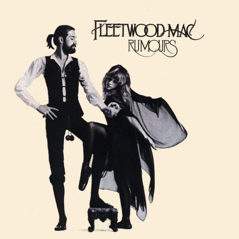 Fleetwood Mac-Rumours (LP) - Cameron Records