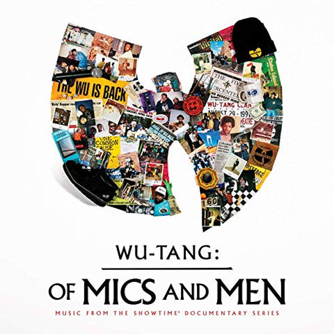 Wu-Tang Clan-of Mics & Men (LP)