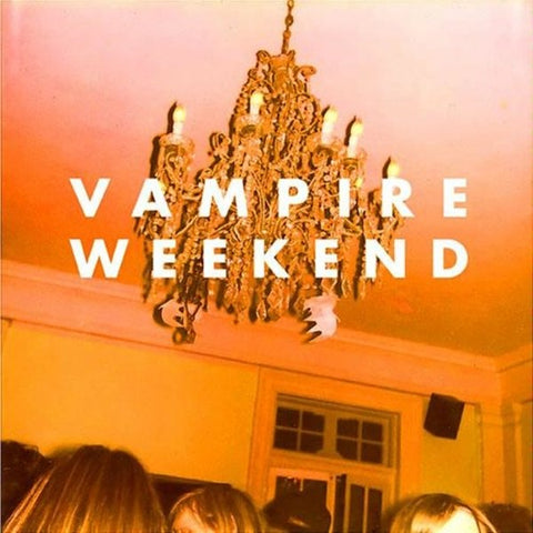 Vampire Weekend-Vampire Weekend (LP)