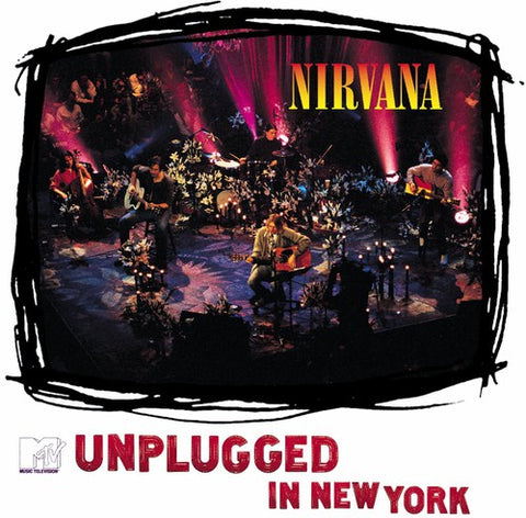 Nirvana-Unplugged In N.Y.