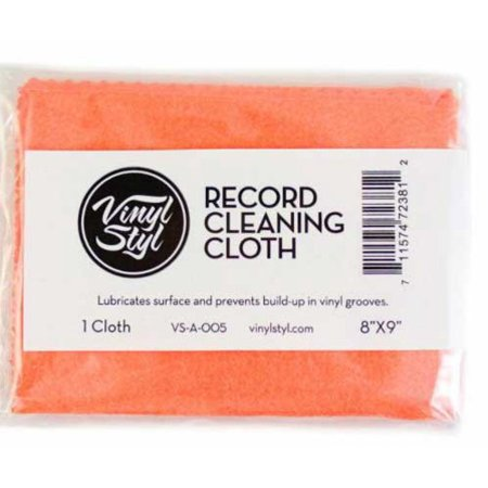 Vinyl Styl™ Lubricated Cleaning Cloth