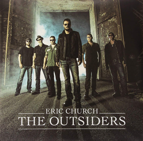 Eric Church-The Outsiders (2XLP)