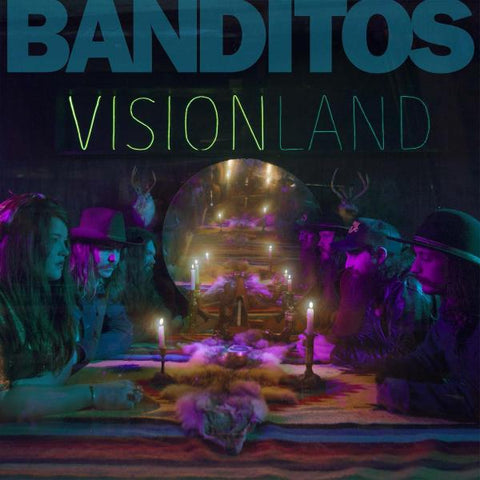 Banditos-Visionland (LP) - Cameron Records