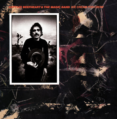 Captain Beefheart and the Magic Band-Ice Cream for Crow (LP) - Cameron Records