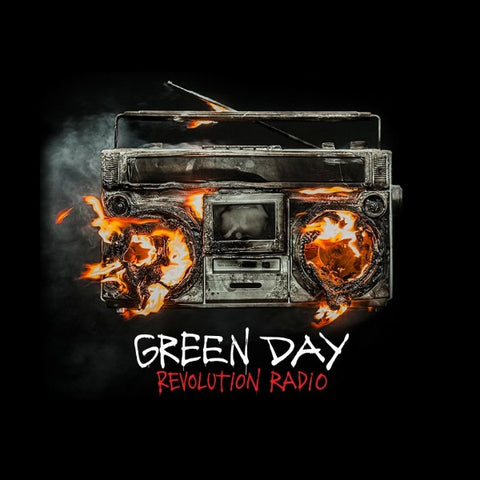 Green Day-Revolution Radio (LP) - Cameron Records