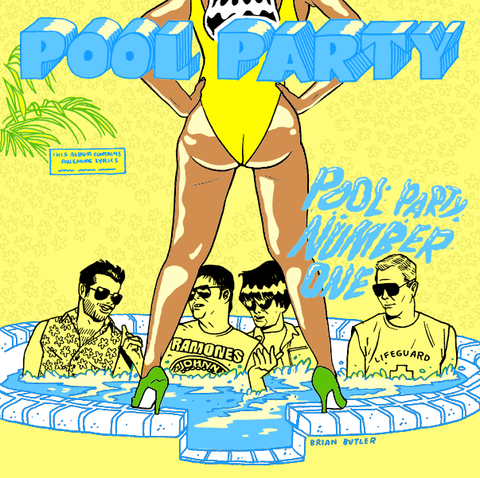 Pool Party-Number One