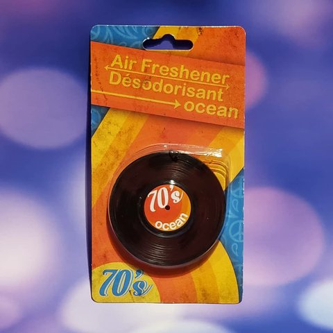 Car Air Freshener-Choose Your Design - Cameron Records