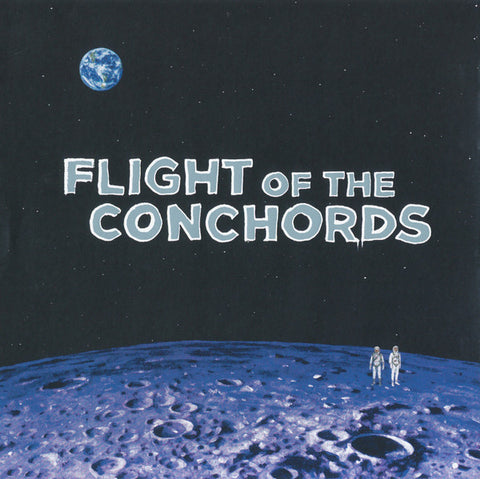 Flight of the Conchords-The Distant Future EP (CD) - Cameron Records