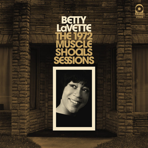 Betty LaVette-The 1972 Muscle Shoals Sessions (LP) - Cameron Records