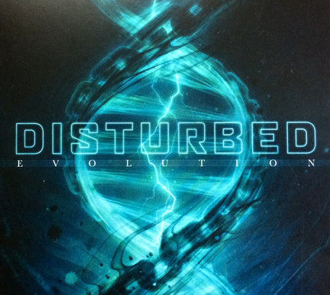 Disturbed-Evolution - Cameron Records