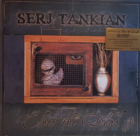 Serj Tankian-Elect the Dead (LP)
