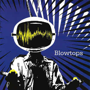 "Blowtops-Brainshaker/Crime & Remorse (7"") - Cameron Records"