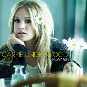 Carrie Underwood-Play On (CD) - Cameron Records