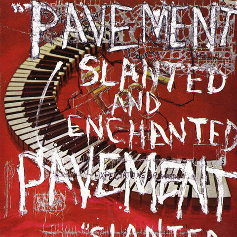 Pavement‎–Slanted And Enchanted (LP)