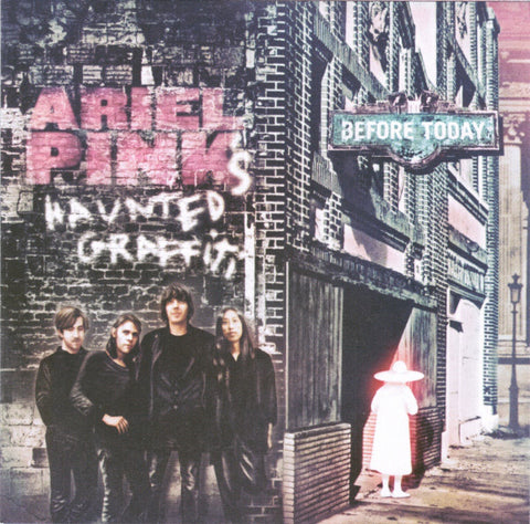 Ariel Pinks's Haunted Graffiti-Before Today - Cameron Records