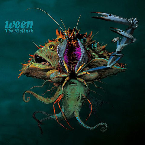 Ween-The Mollusk (LP)