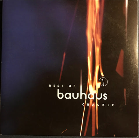 Bauhaus–Best Of Bauhaus | Crackle (2XLP) - Cameron Records