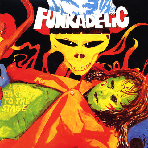 Funkadelic-Let's Take It to the Stage (LP) - Cameron Records