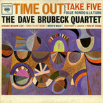 Dave Brubeck-Time Out (180 Gram Yellow LP W/Bonus Track)