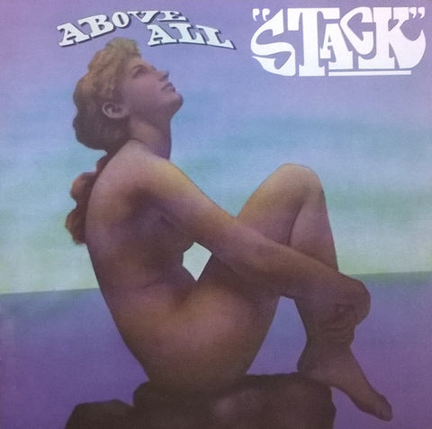Above All-Stack (LP) - Cameron Records