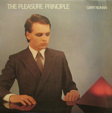 Gary Numan-The Pleasure Principle - Cameron Records