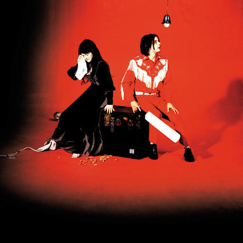 The White Stripes-Elephant (2XLP)