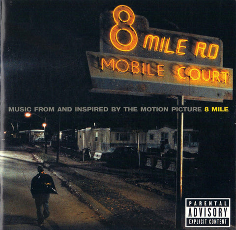 8 Mile-Music from and inspired by the motion picture (CD) - Cameron Records