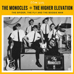 The Monocles & The Higher Elevation-The Spider, The Fly & The Boogie Man (LP)