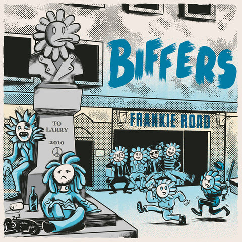 "Biffers-Frankie Road EP (7"") - Cameron Records"
