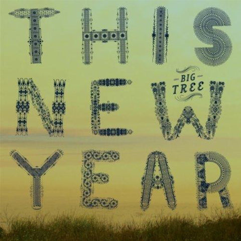 Big Tree–This New Year (LP) - Cameron Records