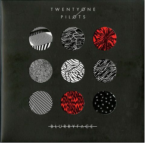 Twenty One Pilots-Blurryface (2XLP)
