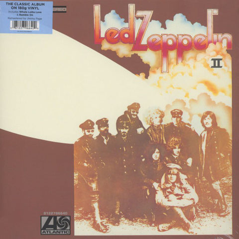 Led Zeppelin-II (LP)