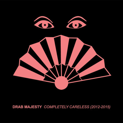 Drab Majesty-Completely Careless (CD) - Cameron Records